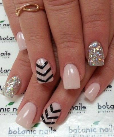 Best Nails Art Designs To Inspire you on Pinterest | Repinned by @drzebashakir
