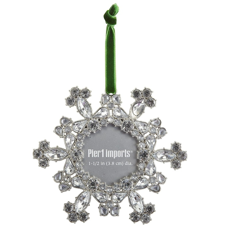 77 best christmas w h ornaments images on pinterest for Photo frame ornament craft