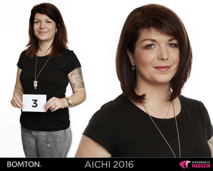 Soutěž: Udělte divokou kartu v proměnách AICHI 2016!   VLASY A ÚČESY