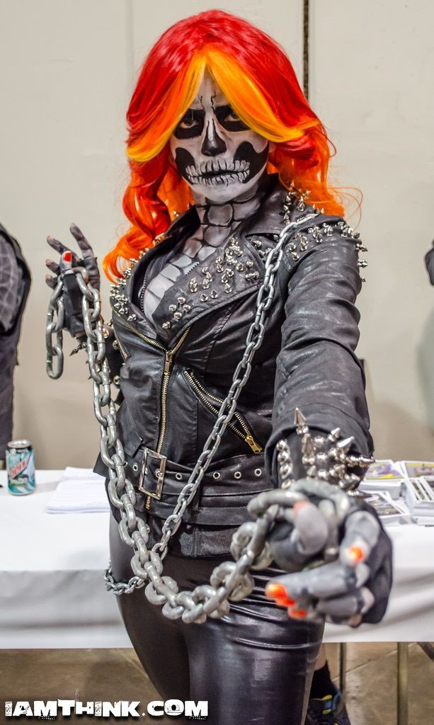 #Cosplay: Ghost Rider #Rule63