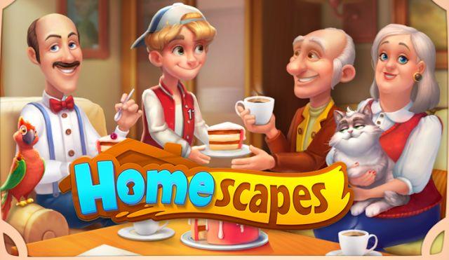 Download Homescapes Mod Apk Unlimited Money