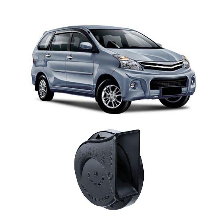 Bosch Klakson Mobil Daihatsu Xenia H3F Digital Fanfare (Keong) Black 12V - Set - Hitam (0986AH0601)  Dijamin 100% genuine Bosch, Tahan Cuaca, Suara Nyaring & keras  http://klikonderdil.com/klakson/603-bosch-klakson-mobil-daihatsu-xenia-h3f-digital-fanfare-keong-black-12v-set-hitam-0986ah0601.html  #bosch #klakson #jualklakson #daihatsuxenia