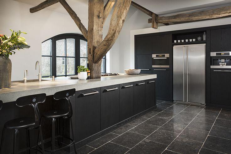 25 beste idee n over modern kookeiland op pinterest moderne keukens modern keukenontwerp en - Deco keuken ontwerp ...