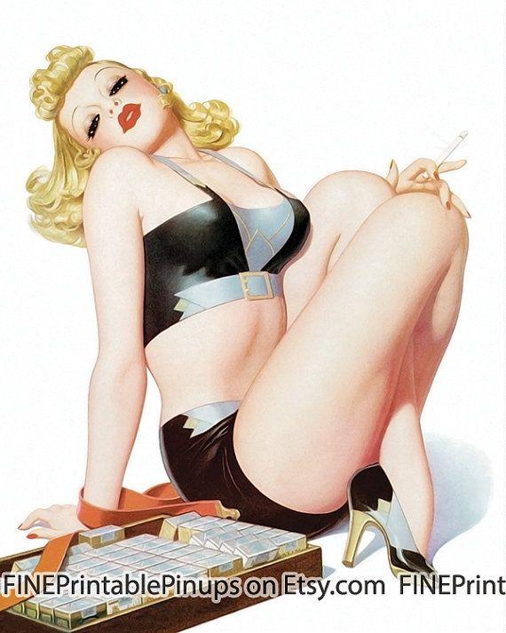1940 s bikini pin ups