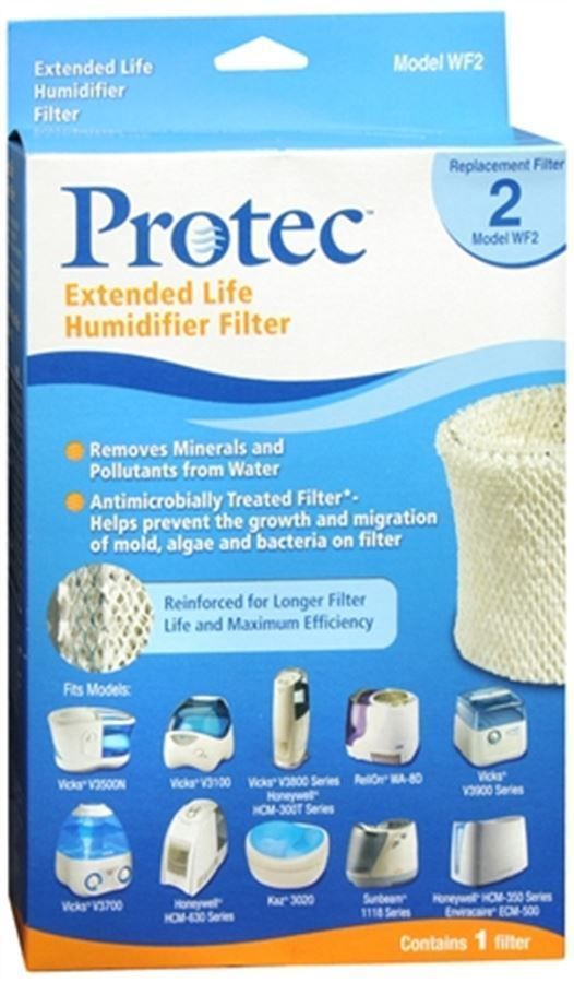 Details About Kaz Extended Life Humidifier Wicking Filter Wf2 1 Each Humidifier Humidifier Filters Filters