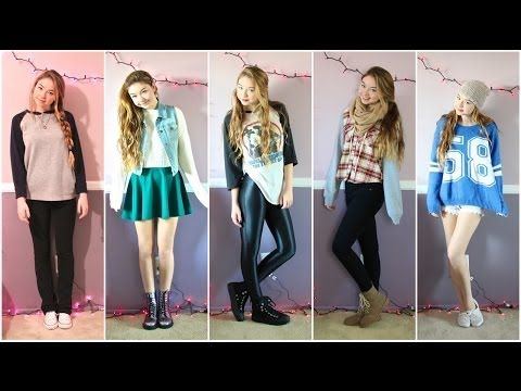 Outfits of the Week: October 2013! Please go and follow @Meredith Foster