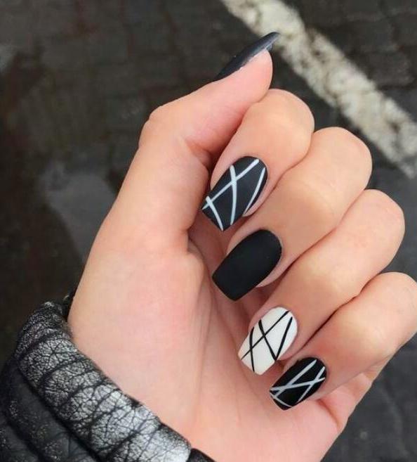 2019 的 50 Awesome Coffin Nails Designs For in 2019 主题 ...