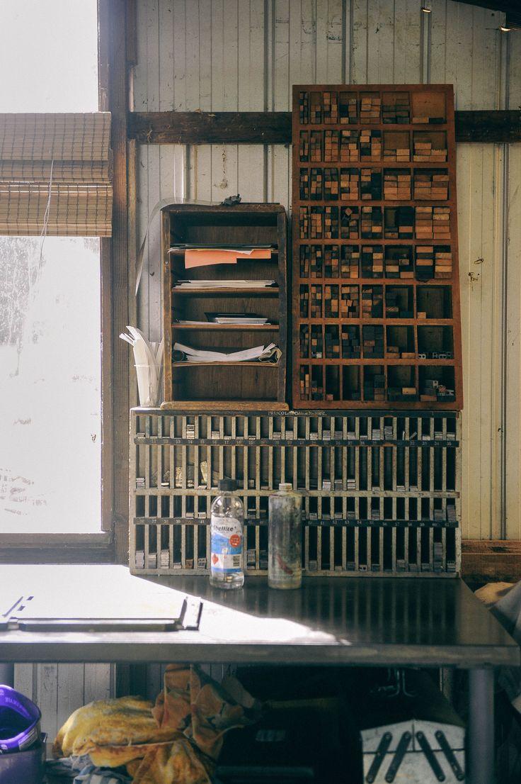 Lead and furniture racks.