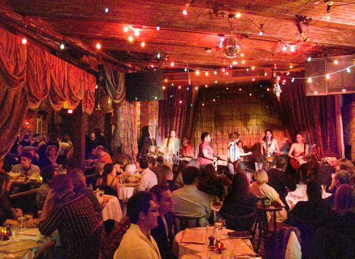 The Beehive is a great local spot for live music and fun cocktails!