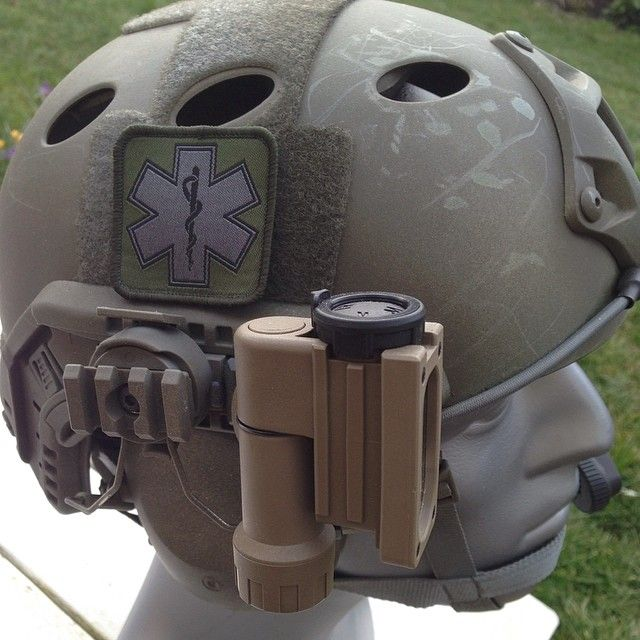 Our Medic patch! Also available in desert design! Available at http://webshop.tacupgear.com