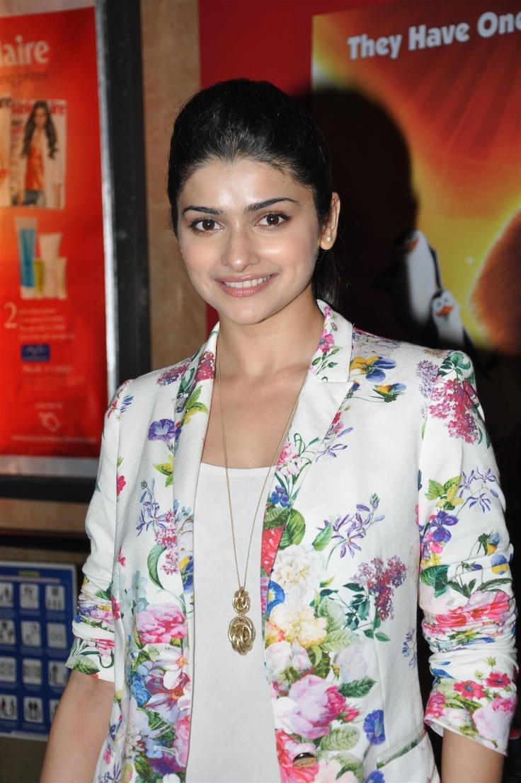 """Prachi Desai at Special Screening of """"The Lorax"""" Movie at PVR Cinema For the World Environment Day 
