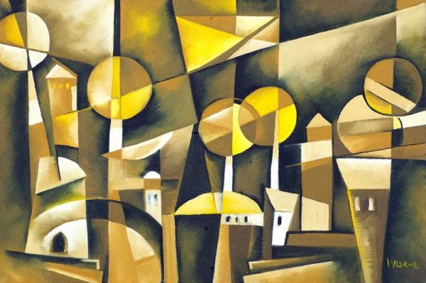 Movement2a - Cubism (Example).jpg (600×399)