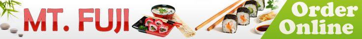Mt. Fuji - Castle Rock - CO - 80104 | Japanese, Sushi Online Food Delivery Catering in Castle Rock | BeyondMenu.com