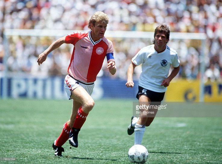 Gr.E: Denmark - West Germany 2:0