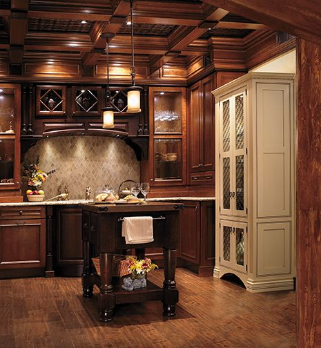 13 best Traditional Spaces images on Pinterest | Wellborn cabinets ...