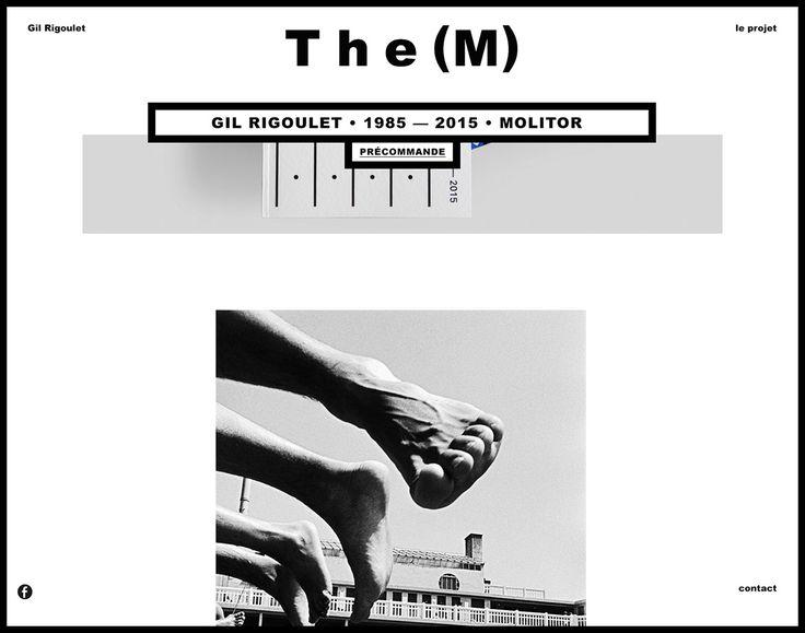 the (m) éditions - Website Molitor - Les Graphiquants