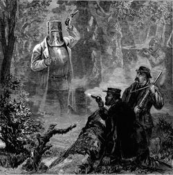 Ned Kelly (Runaway Convict in the early years of British settlement in Australia)