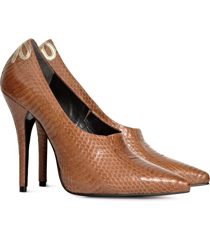 Reiss Meghan shoes.  The closest I would ever get to wearing booties