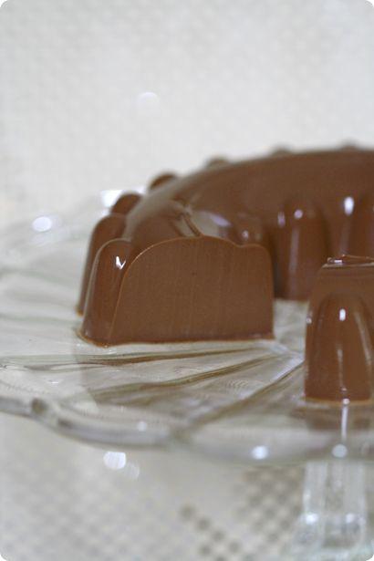 agar-agar-chocolate-jelly-sliced. this sounds so weird, it might be good...