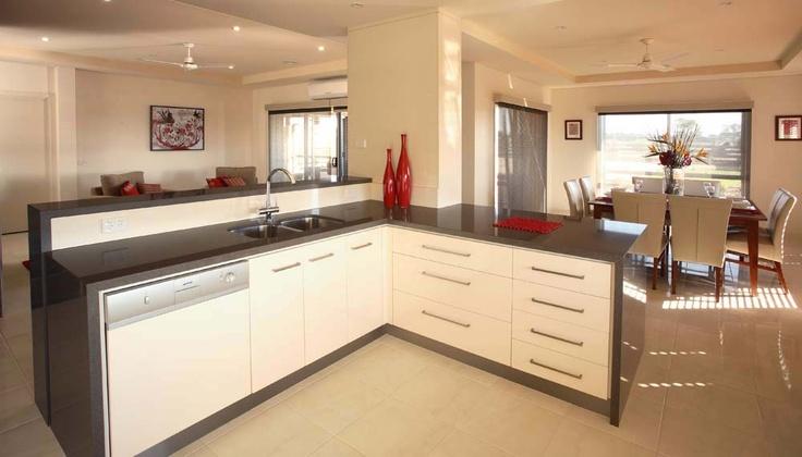 Practical corner kitchen idea maison pinterest ideas for Kitchen designs brisbane