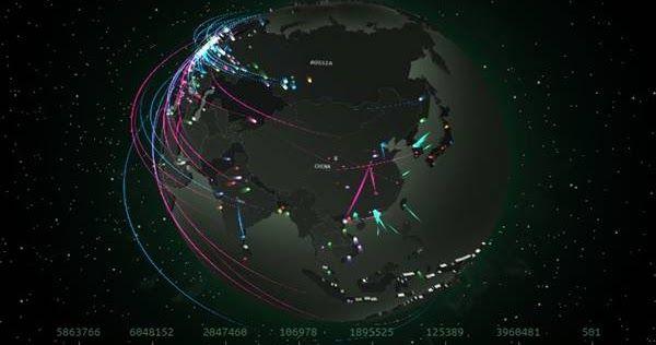 O  Kaspersky  Labs lançou recentemente um mapa interativo belíssimo que mostra ameaças online ao redor do mundo em tempo real . Na prática,...