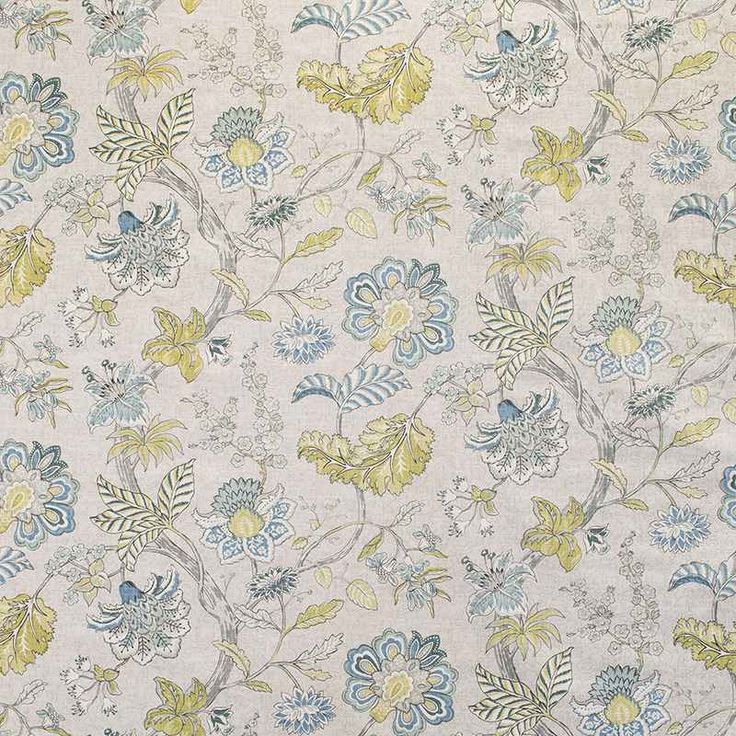 Warwick Fabrics : BRACKLEY LAGOON