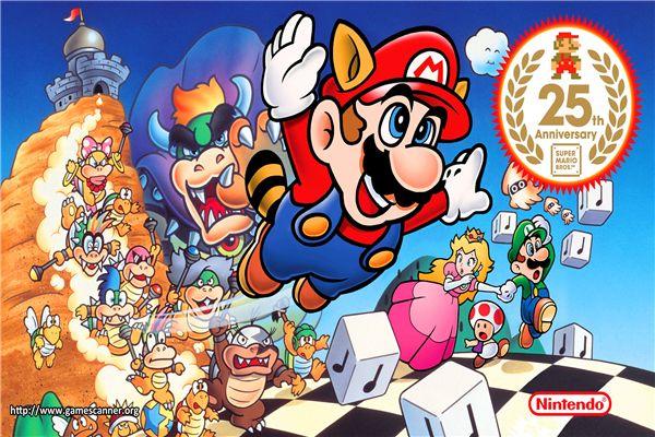 Custom Canvas Art Super Mario Poster Super Mario Bros Wall Stickers Mario Wallpaper Video Game Mural Christmas Gift Decor #505#