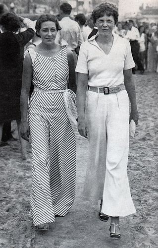 With Amelia Earhart | Flickr - Photo Sharing!