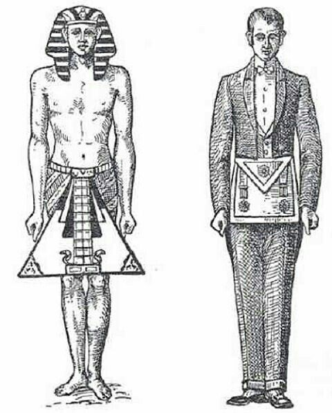 Kemetic origins of the Craft and Shrinedom