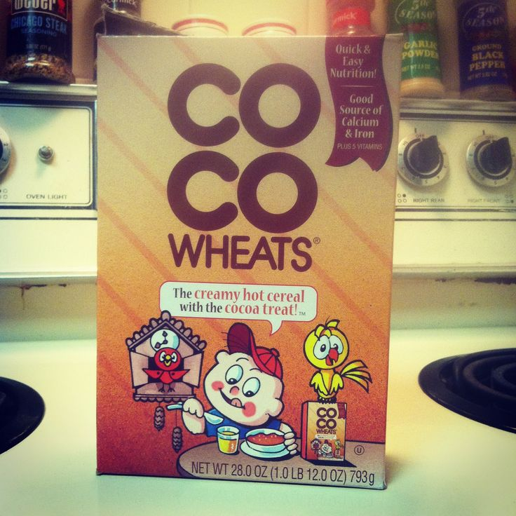 How to Make the Greatest CoCo Wheats Ever
