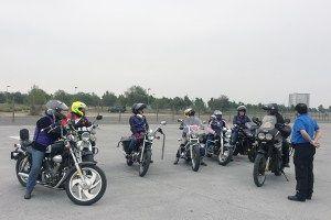La mañana del domingo 8 de noviembre se llevó a cabo una clínica de conducción exclusiva para las amigas del club Ángeles al Viento, quienes con especial interés y mucho tesón, realizaron todos los...