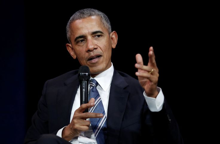 Obama endorses women in power: 'Men seem to be having problems' - AOL News