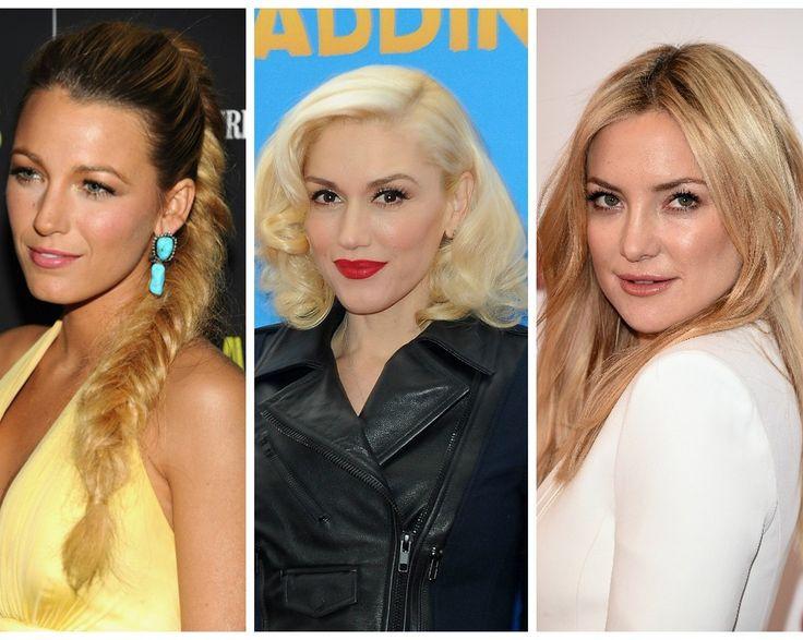 Coafuri pentru par blond: vedetele (iar) ne inspira