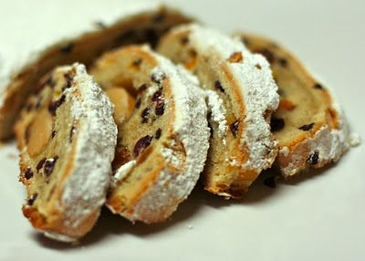 Holy Smokes - Vegan Stollen - watch out Christmas 2012!