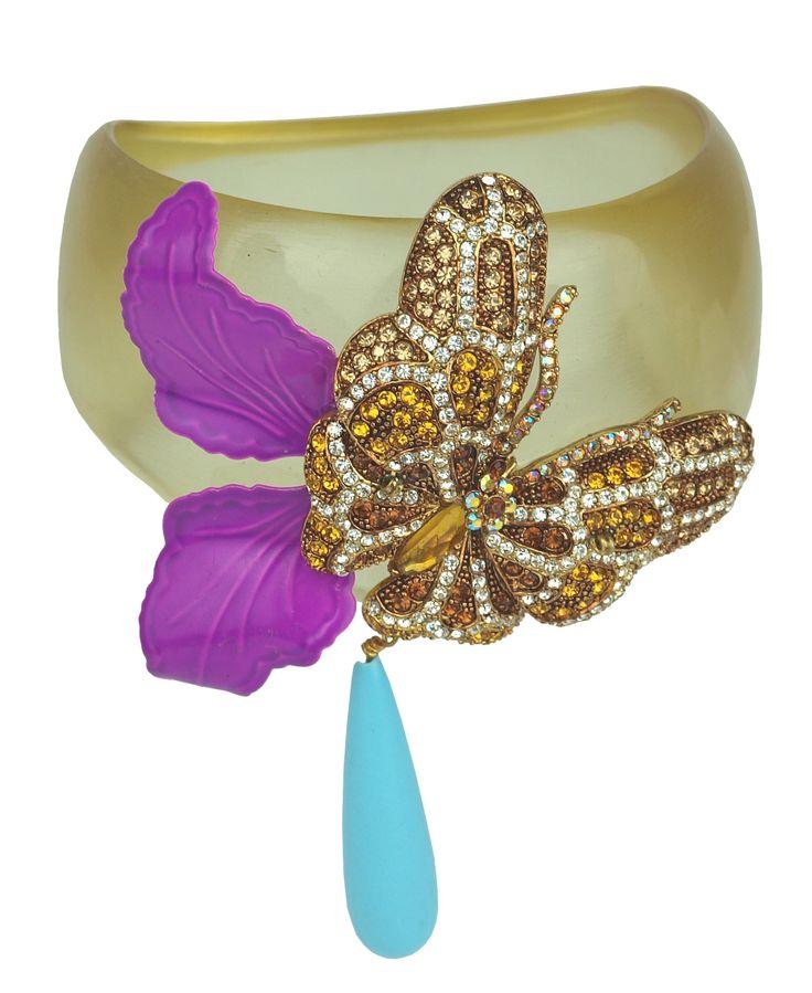 The Butterfly bracelet