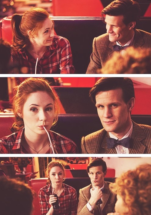 Bebes. Karen and Matt please marry each other