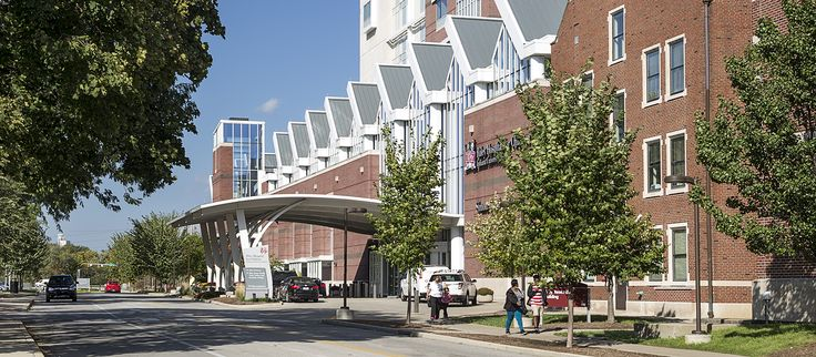 Simon Family Tower at Riley Hospital for Children | RATIO Architects