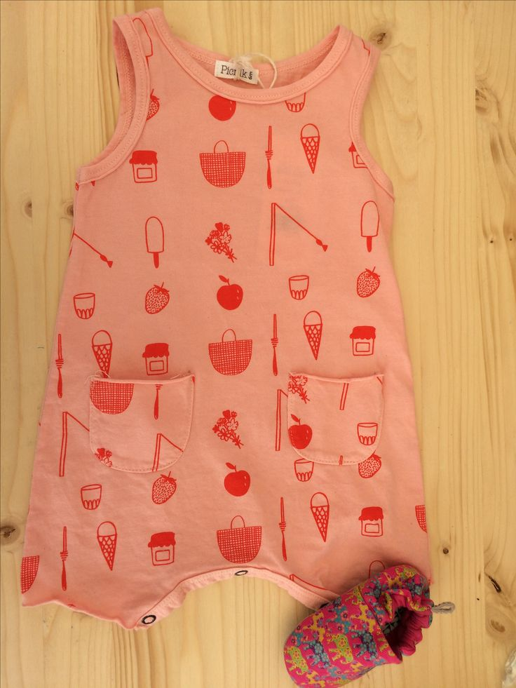 Babies' overall 100% cotton