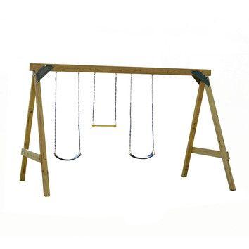 Swing-n-Slide Ready to Build Custom Scout Swing Set Hardware Kit - Project 145
