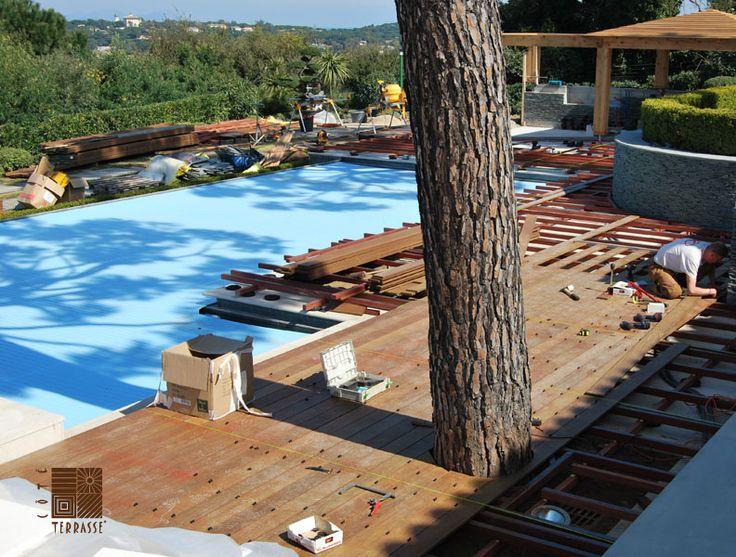 Les 10 meilleures images du tableau archi pool houses for Construction piscine 82
