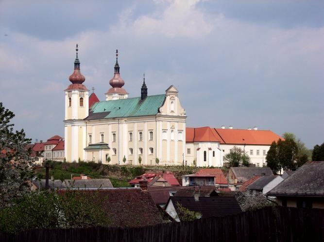 Nová Říše ve městě Kraj Vysočina