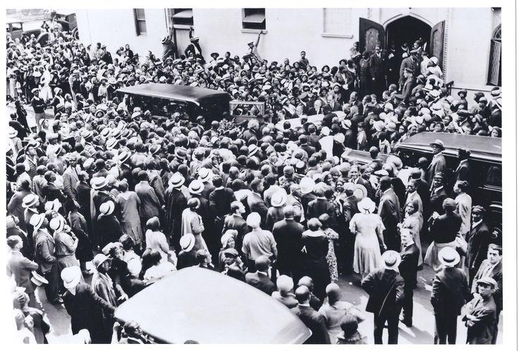 A'Lelia Walker Funeral August 1931