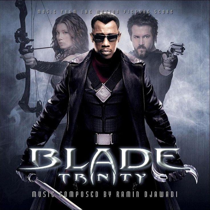 Блэйд 3 Саундтреки