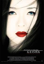 Memorias de una Geisha!!