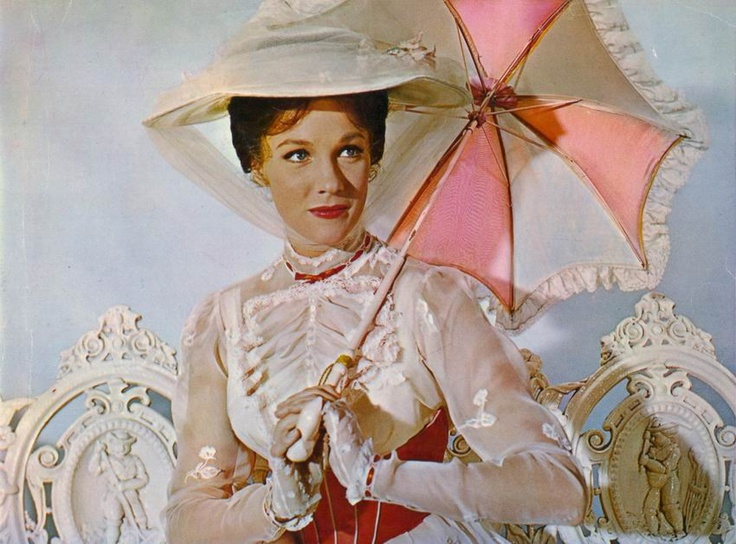 Mary Poppins. love this movie....still! lol