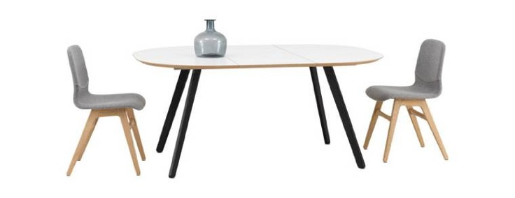 Bo Concept Expandable Table For The Home Pinterest
