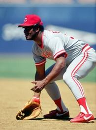 Ken Griffey Sr., Cincinnati Reds, right fielder for the Big Red Machine!