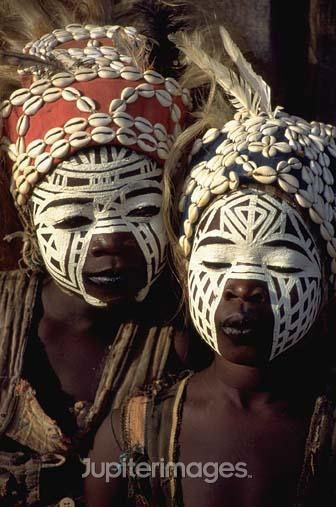 Image detail for -african tribal face painting - group picture, image by tag ... www.keywordpicture.com