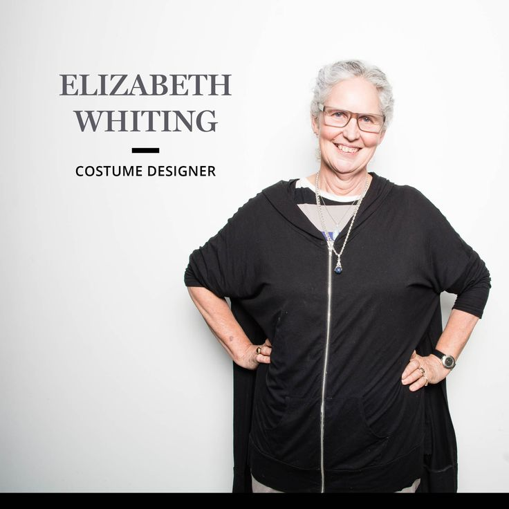 Elizabeth Whiting Character Costumer Designer Elizabeth Whiting has been with WOW since 2011 and is responsible for helping to create some of the most memorable scenes in the show. She has spent over 30 years designing costumes for the likes of the New Zealand Opera, Auckland Theatre Company and numerous other theatrical productions.