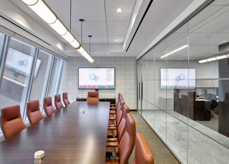 Mudrick Capital  Designer: MKDA New York    #mudrickcapital #office #mkdanewyork #tagwall #encore #interiordesign #officedesign #walldesign #workspaces